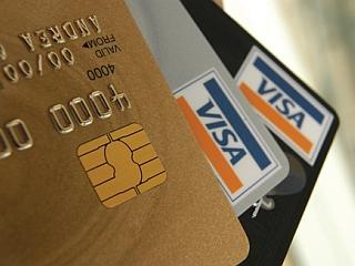 Hekerji naj ne bi vdrli v lastne sisteme Vise in MasterCarda. Foto: Visa
