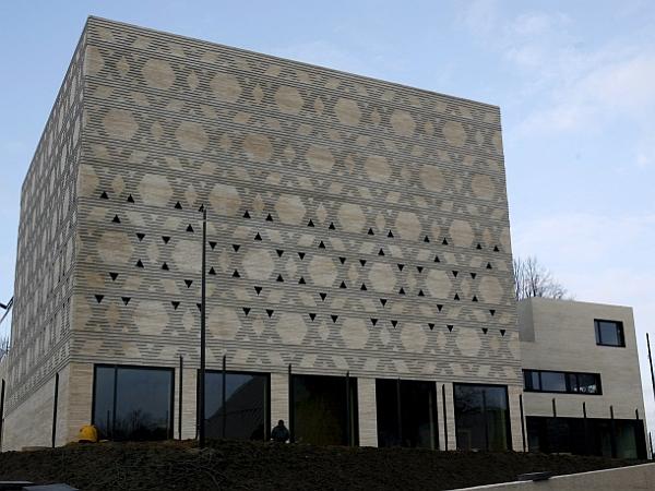 Sinagoga v Bochumu