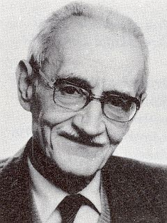 Emilijan Cevc se je rodil  leta 1920 v Kamniku. Foto: Enciklopedija slovenije