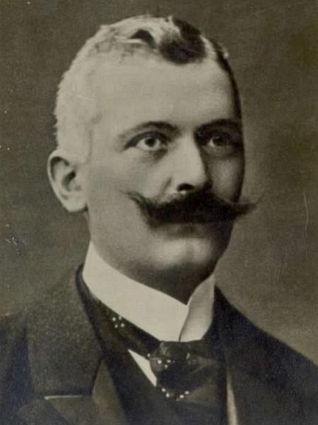 Josip vitez Pogačnik (1866-1932)