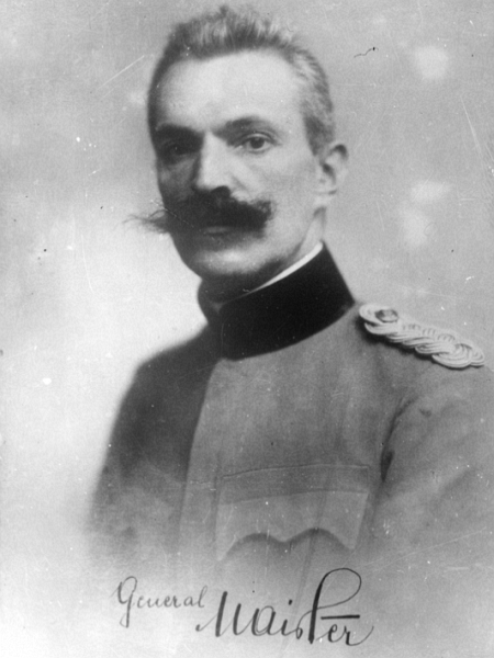 General Rudolf Maister (1874–1934)