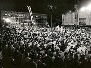 Razglasitev samostojnosti in neodvisnosti Republike Slovenije 26. junija pred 20. leti