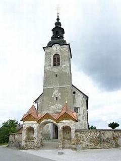 cerkev sv. Nikolaja na Jančah