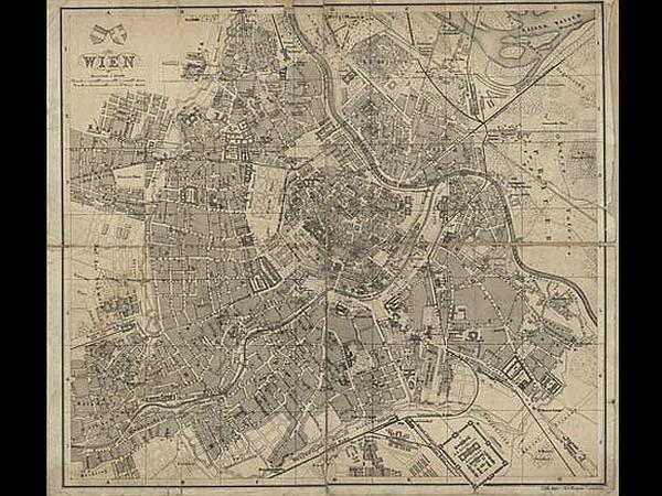 Camillo Sitte: Urbanistični načrt Dunaja
