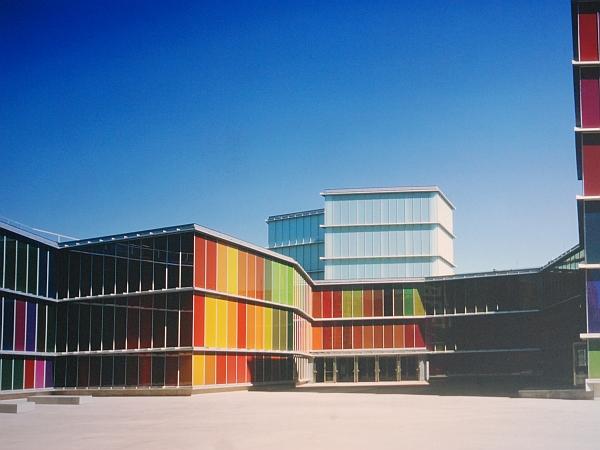 Španski arhitekturni studio Mansilla + Tuñón Arquitectos je deseti dobitnik nagrade Miesa van der Rohea za najboljšo evropsko arhitekturo zadnjih dveh let. Prva nagarada je šla leta 1988 v roke portugalskega arhitekta Álvara Size. Foto: MMC RTV SLO/P. B.