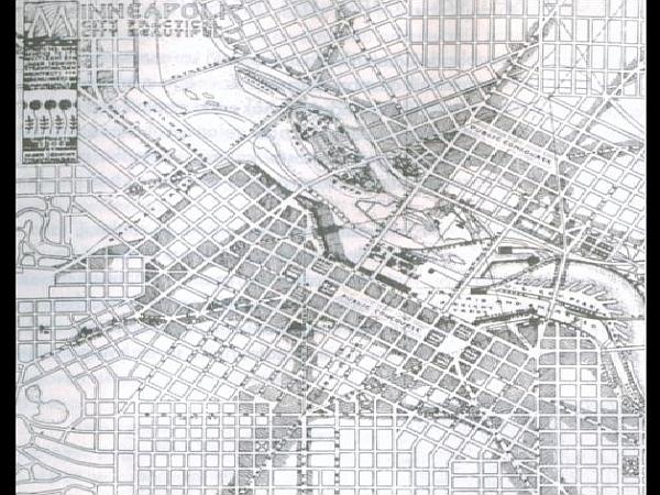 Janez Jager: Urbanistični načrt Minneapolisa