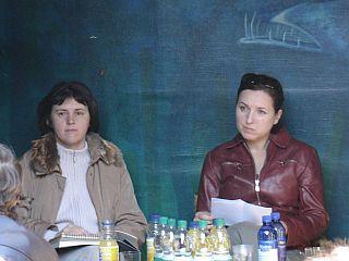 Mala šola je bila v petek dopoldne polna poslušalcev, ne rušiteljev. Foto: RTV SLO