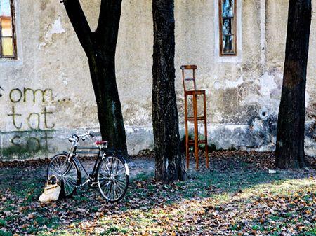 Fotografija, ki jo je Petra Tihole naslovila Nostalgija.