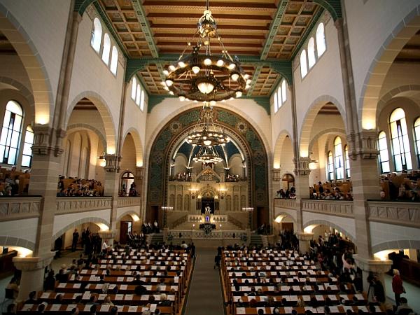 Sinagoga v Berlinu