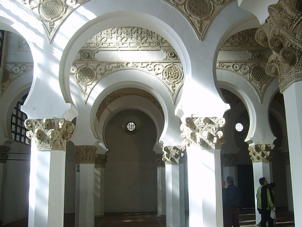 Santa María la Blanca v Toledu