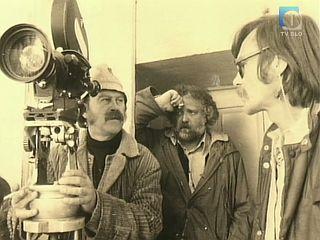 Jane Kavčič, scenarist in režiser, avtor odmevnih radijskih iger, je bil starosta med slovenskimi filmskimi ustvarjalci. Foto: RTV SLO
