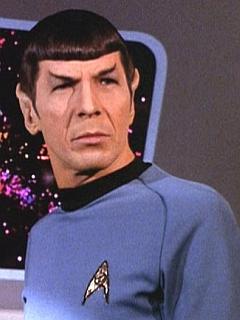 Oboževalci Zvezdnih stez si v vlogi gospoda Spocka verjetno težko predstavljajo kogar koli drugega kot Leonarda Nimoya. Foto: