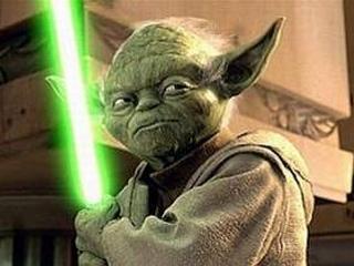 Yoda je najmočnejši in najpametnejši jedi v galaksiji. Foto: EPA