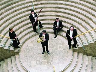 Kvintet Ariart posebno pozornost posveča delom slovenskih skladateljev. Foto: Glasbena šola Krško
