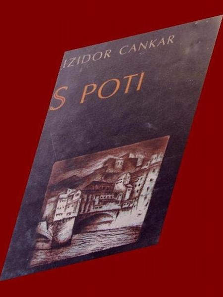 V romanu S poti Izidor Cankar razgrne svoj svetovni nazor in razumevanje umetnosti, ki sta bila temelj njegovega znanstvenega dela umetnostnega zgodovinarja. Foto: MMC RTV SLO