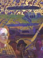 Zlatko Bourek: Mostovi in čolni na Dravi, 2000