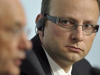 Radovan Žerjav je postal minister za promet po odstopu treh ministrov; za promet, zdravje in visoko šolstvo. Foto: MMC RTV SLO