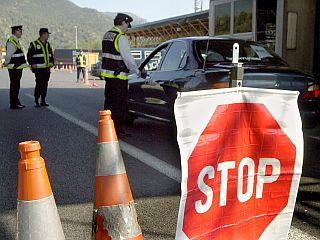 Italijani za 18 dni znova uvajajo schengenski režim prehajanja državne meje (slika je simbolična). Foto: EPA