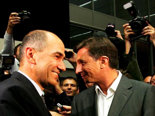 Vam je bolj všeč novi ali stari zmagovalec državnozborskih volitev? Foto: EPA