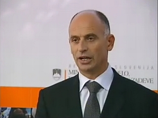 Drobnič dopušča možnost, da se bo jeseni za poslanski mandat potegoval na listi KDS-a. Foto: RTV SLO