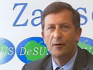 Erjavec je prepričan, da bo imel DeSUS v naslednjem mandatu dve poslanki. Foto: MMC RTV SLO