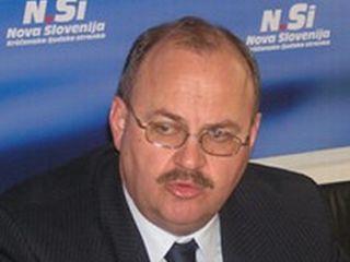 Horvat je prepričan tudi, da se za prihodnost stranke ni treba bati. Foto: RTV  SLO