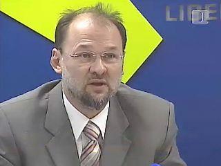 Predsednik LDS-a Jelko Kacin
