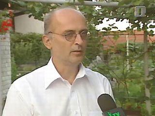Dimitrij Kovačič, predsednik komisije DZ-ja