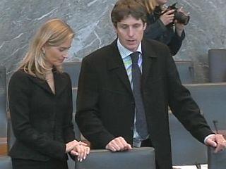 Katarina Kresal in Borut Sajovic