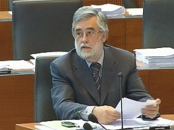 Poslanci bodo o koalicijski pobudi odločali prihodnji teden. Foto: MMC RTV SLO