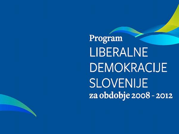 Program je razdeljen na štiri področja. Foto: MMC RTV SLO