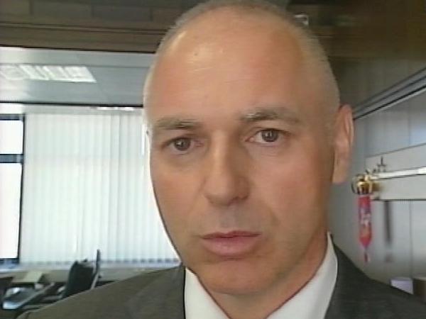 Lovšin poudarja, da v zvezi z orožjem v dvajsetih letih samostojne Slovenije ni bil nikoli obravnavan ali obsojen na sodišču. Foto: MMC RTV SLO
