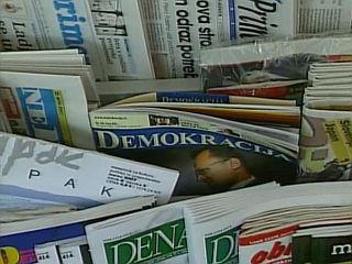 Med podpisniki peticije so seveda tudi novinarji tiskanih medijev. Pri tem velja poudariti, da med 438 novinarji ni nikogar iz tednika Mag. Foto: RTV SLO