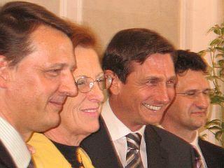 Rop, Pečanova, Pahor in Cvikl