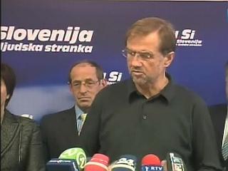 Lojze Peterle napoveduje tudi neodvisno analizo volilnih izidov. Foto: MMC RTV SLO