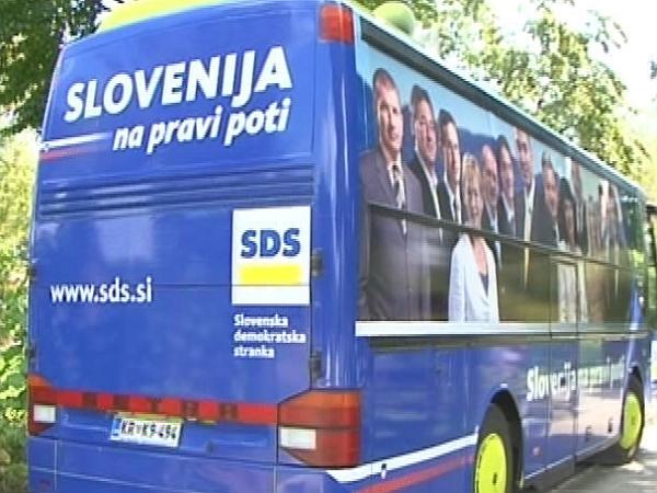 SDS želi po njihovem mnenju pomanjkljivo transparentnost izbojšati tudi z ustreznim zakonom. Foto: MMC RTV SLO