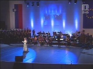 Ob 15. septembru je letos že potekala državna proslava. Foto: RTV SLO