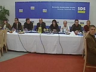 Slovenska demokratska stranka