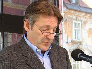 Vasko Simoniti je povedal, da je kultura dobila dovolj proračunskih  sredstev. Foto: RTV SLO