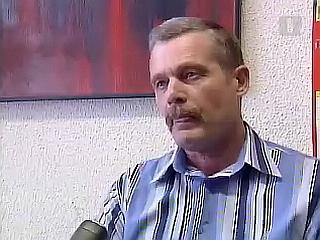 Srečko Lisjak, predsednik Zveze veteranov vojne za Slovenijo. Foto: RTV SLO
