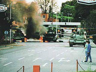 Osvoboditvena vojna se je končala 7. julija. Foto: