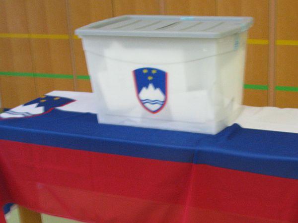 Volitve v DZ