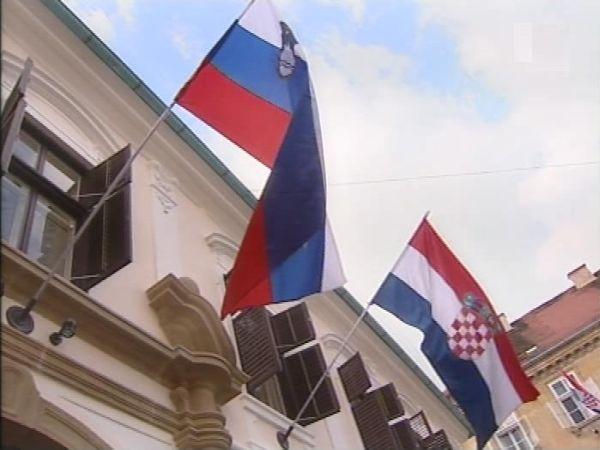 Premier dopušča možnost spremembe stališča, da je treba vprašanje meje rešiti pred vstopom Hrvaške v EU. Foto: MMC RTV SLO