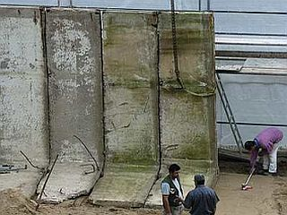 Ostanek Berlinskega zidu