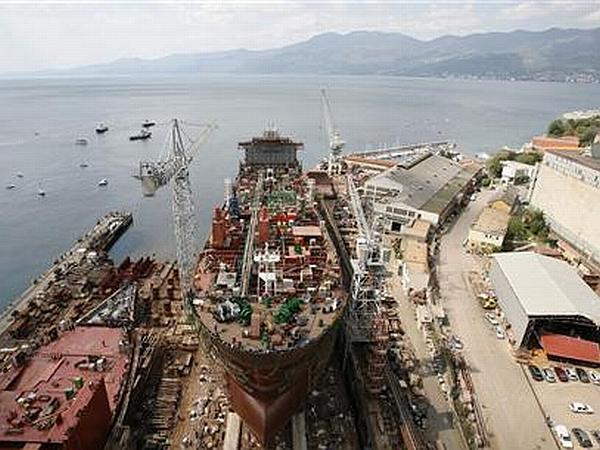 Reka je dobila status svobodnega mesta, a je bilo mesto leta 1924 z rimskim sporazumom dodeljeno Italiji. Foto: Reuters