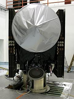 1,6 metra dolgo in 747 kilogramov težko vesoljsko plovilo naj bi pomagalo razkriti, kako je nastal naš sončni sistem. Foto: EPA