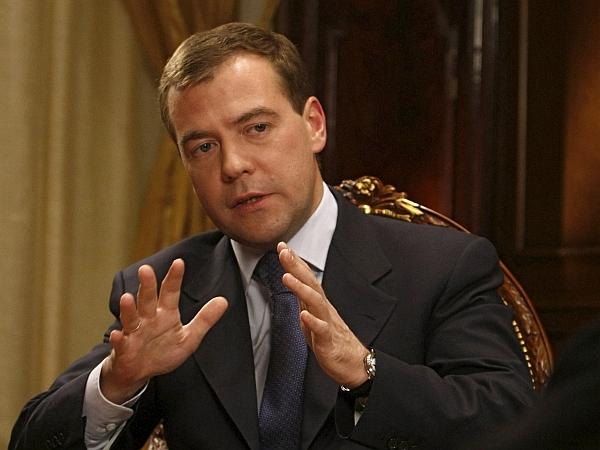 Dmitrij Medvedjev