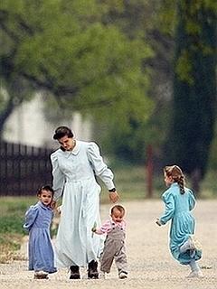 Mormoni živijo zelo asketsko. Foto: AP