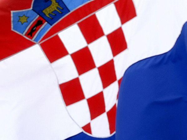 hrvaška, zastava