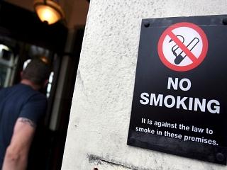 Omejevanje kajenja